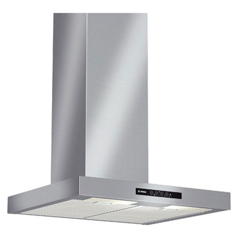 Bosch H642xW600xD500 Chimney Cooker Hood - Stainless Steel primary image