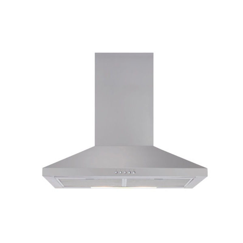 Matrix H566xW600xD490 Chimney Cooker Hood - Stainless Steel primary image