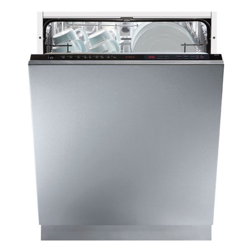 CDA H875xW596xD550 Deluxe Fully Integrated Dishwasher primary image