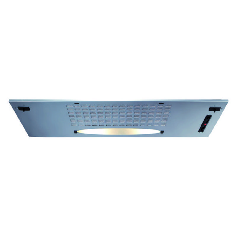 CDA H148xW705xD282 Canopy Hood - Silver - CCA7SI primary image