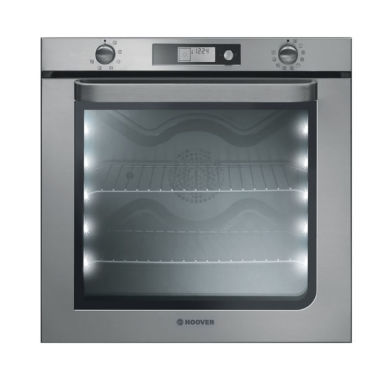 Hoover H590xW595xD540 73L Self Clean Multi-Function Oven - Stainless Steel