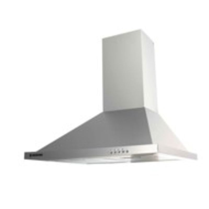 Hoover H780xW600xD500 Chimney Cooker Hood - Stainless Steel - HECH616 primary image