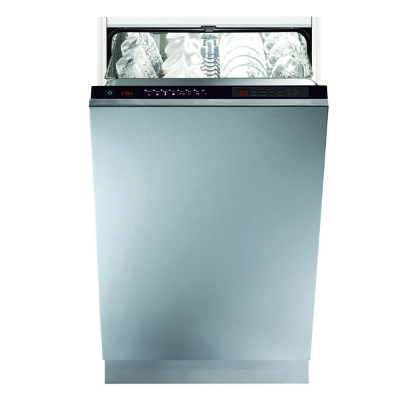 CDA H870xW448xD570 Deluxe Fully Integrated Dishwasher (Slimline) primary image