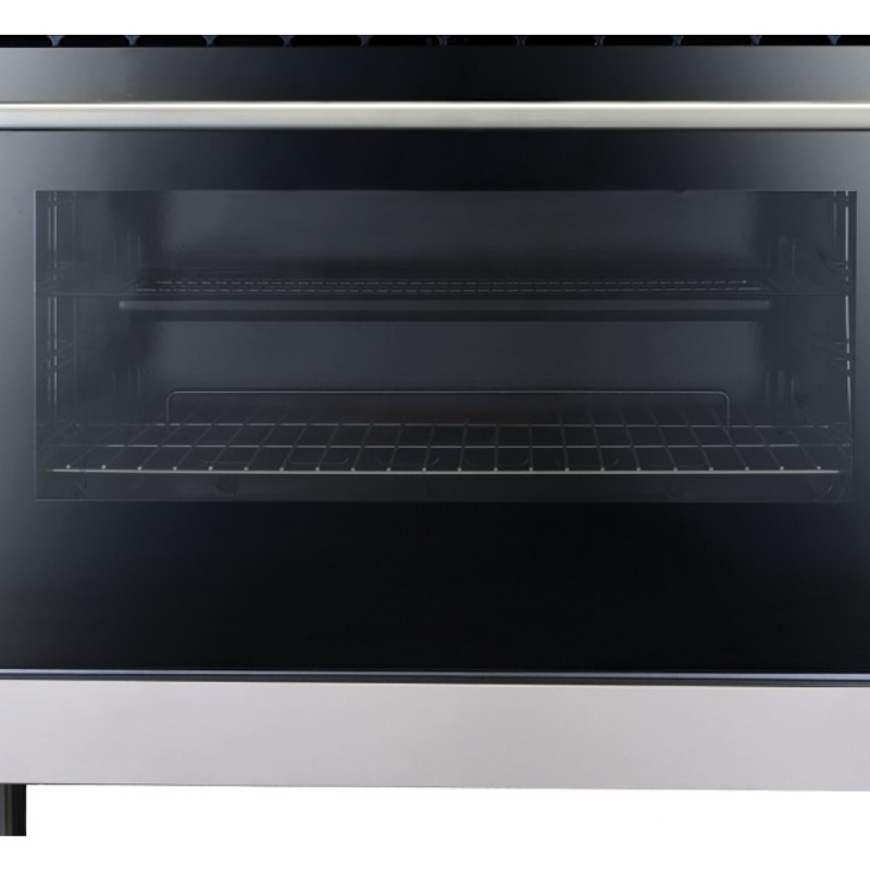 Matrix MR311SS 900mm All Gas Rangecooker Single Cavity - Stainless Steel - MR311SS additional image 3