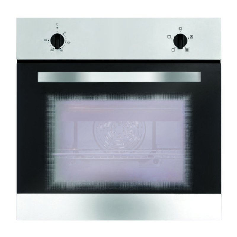 Matrix H595xW595xD542 Single Fan Oven - Stainless Steel primary image