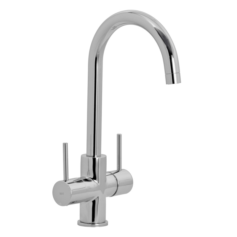 Kronos Tap Chrome - High/Low Pressure primary image