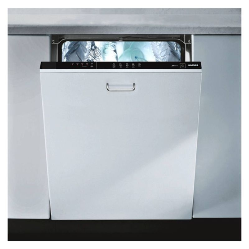 Hoover H820xW598xD570 Fully Integrated Dishwasher primary image