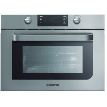 Hoover H455xW595xD470 44L Built-In Combi-Microwave Oven with Grill