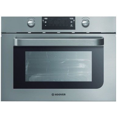 Hoover H455xW595xD470 44L Built-In Combi-Microwave Oven with Grill - HMC440TX