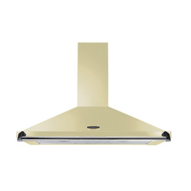 Rangemaster CLAHDC90CR/C Classic 900mm Chimney Cooker Hood - Cream - CLAHDC90CR/C
