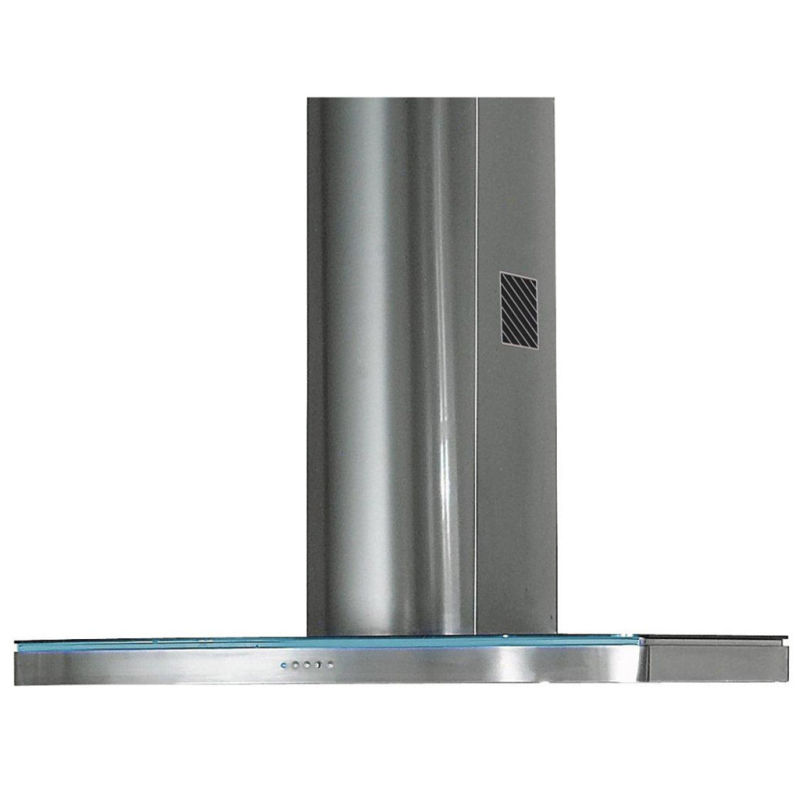 Rangemaster ELTHDC110SG Elite 110cm Chimney Cooker Hood - Stainless Steel and Glass - ELTHDC110SG/ primary image
