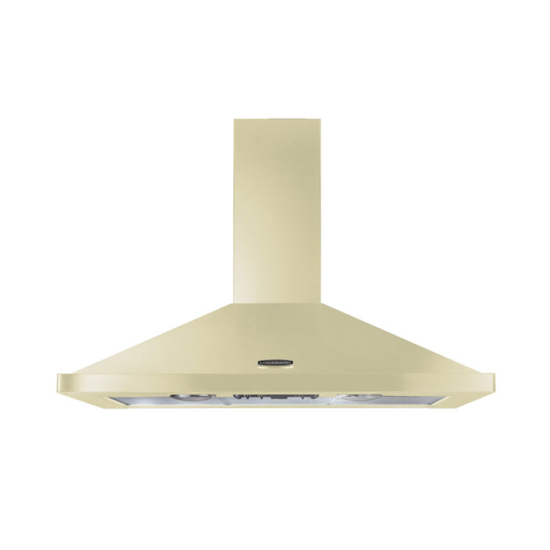 Rangemaster LEIHDC110CR/C 110cm Chimney Cooker Hood - Cream Chrome primary image