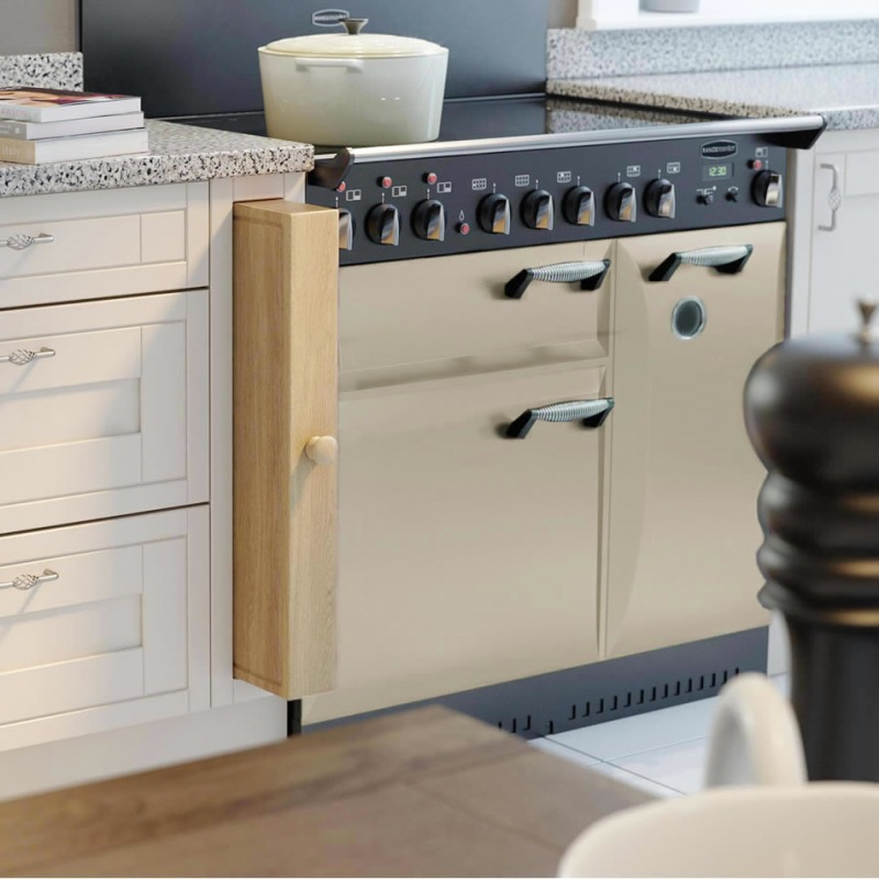 Rangemaster ELAS90ECCR Elan 90 Ceramic - Cream - ELAS90ECCR/ additional image 1