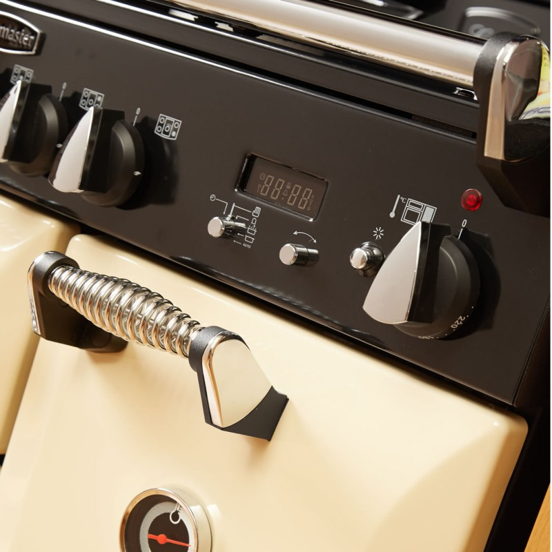 Rangemaster CDL110EITP/C Classic DL 110 Induction - Taupe/Chrome - ELAS110ECCR/ additional image 4