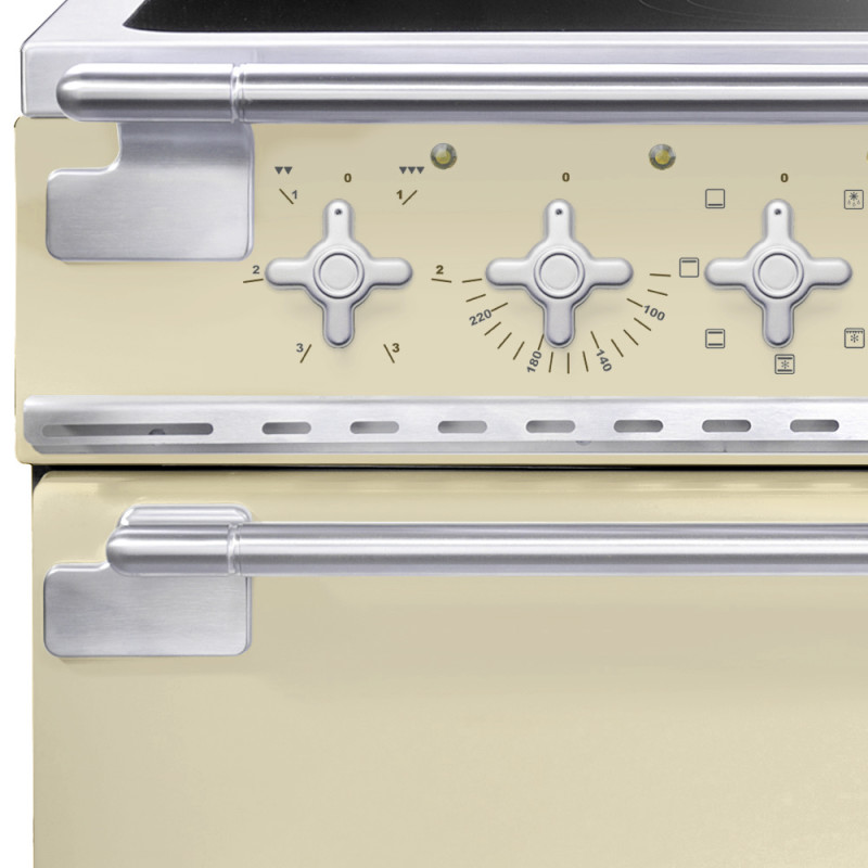 Rangemaster ELS110EICR Elise 110 Induction - Cream additional image 1