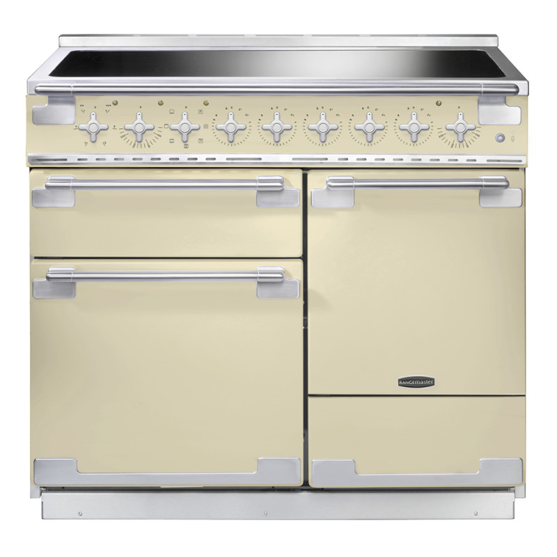 Rangemaster ELS110EICR Elise 110 Induction - Cream primary image