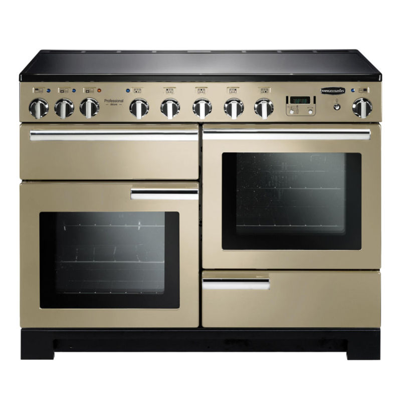 Rangemaster PDL110EICR/C Professional Deluxe 110 Induction - Cream - PDL110EICR/C primary image