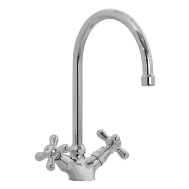 Phoebe Tap Chrome - High/Low Pressure