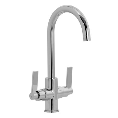 Aurora Tap Chrome - High/Low Pressure