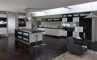 Autograph Black Gloss Kitchen